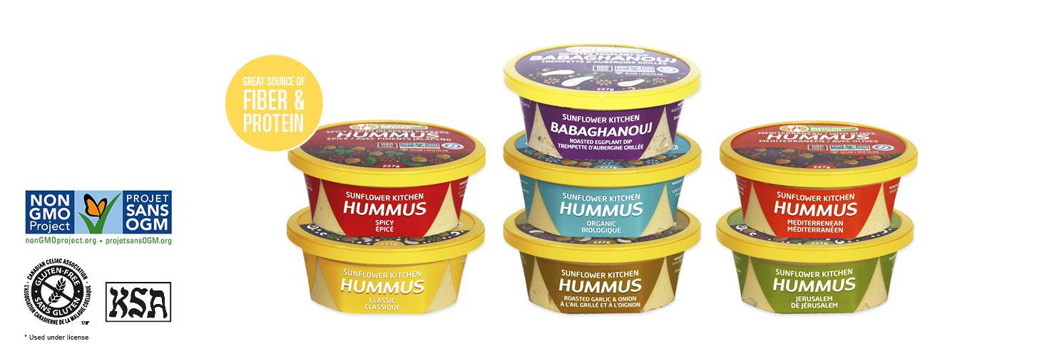 Sunflower Kitchen S Hummus